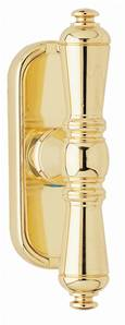 X21-570 Languedoc Turn For Multi Point Satin Brass