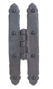 H Door Hinge 32-181 Black