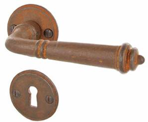 33-932 Tarascon PM Lever Handles on Rose