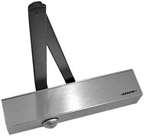 X18-999 Arrow Door Closer 30N With Satin Stainless Seel Cover