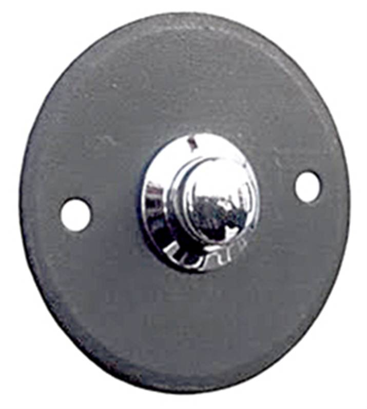 Ferramenta door bell push button from clayton munroe for Door bell push