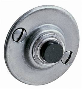 Circular Bell Push (2amp) 48mm 19-480