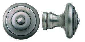 Thurlestone Cabinet Knob 20mm 17-160 Black
