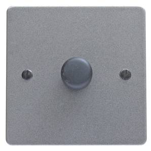 1G Dimmer Single Plate for LED Lights 19-508 Patine