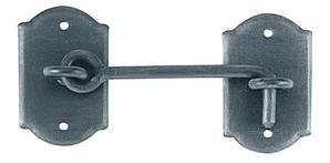Ferramenta 63-200 Cabin Hook 100mm Antique Black